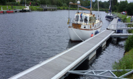 Atlantic Waterway Moorings Options